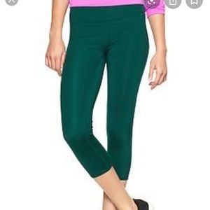 gapfit gfast high rise capri leggings